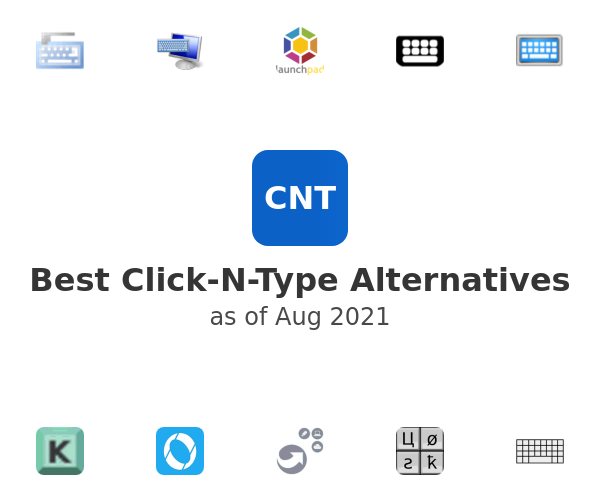Best Click-N-Type Alternatives