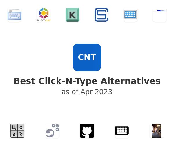 Best Click-N-Type Alternatives