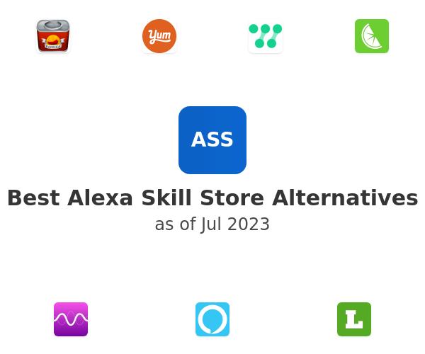 Best Alexa Skill Store Alternatives