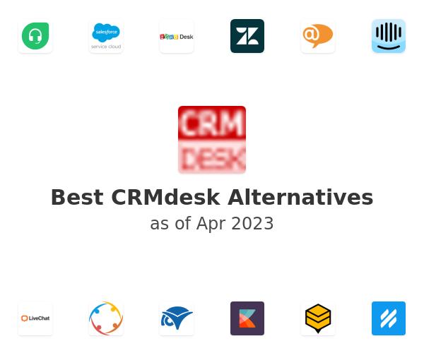 Best CRMdesk Alternatives