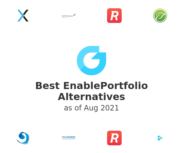 Best EnablePortfolio Alternatives