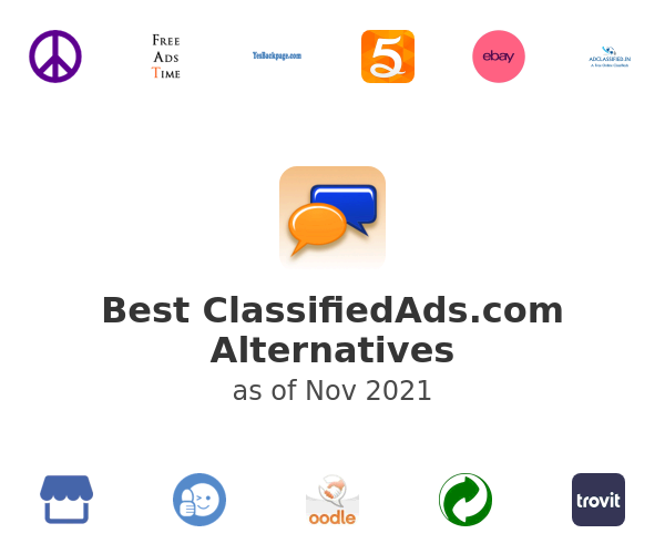 Best ClassifiedAds.com Alternatives