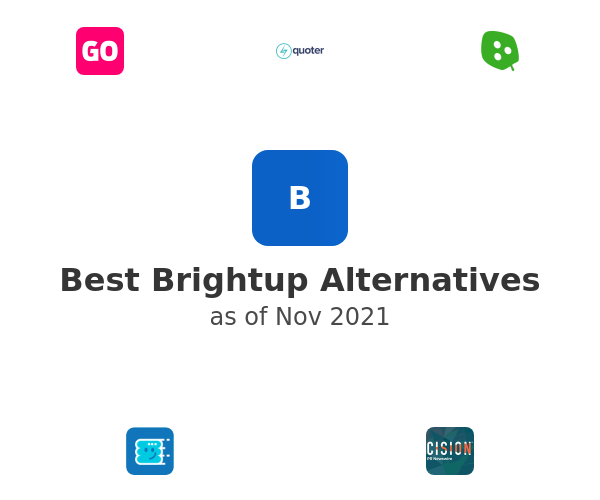 Best Brightup Alternatives