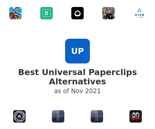 Best Universal Paperclips Alternatives