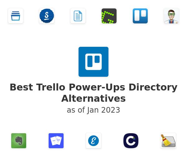 Best Trello Power-Ups Directory Alternatives