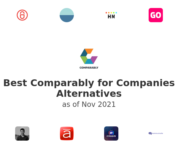 Best Comparably for Companies Alternatives