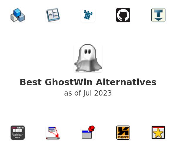 Best GhostWin Alternatives