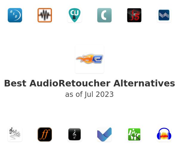 Best AudioRetoucher Alternatives