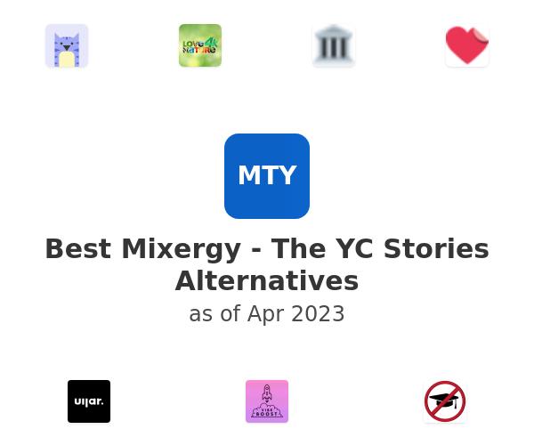 Best Mixergy - The YC Stories Alternatives