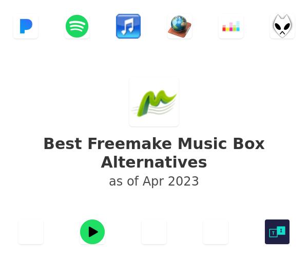 Best Freemake Music Box Alternatives