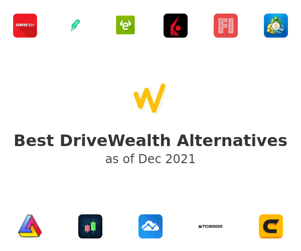Best DriveWealth Alternatives