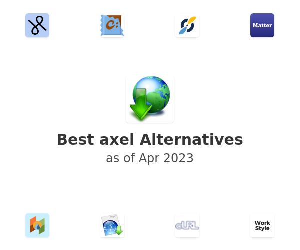 Best axel Alternatives