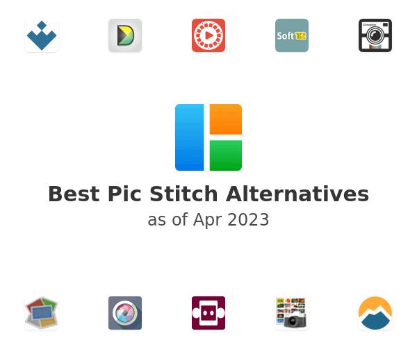 Best Pic Stitch Alternatives