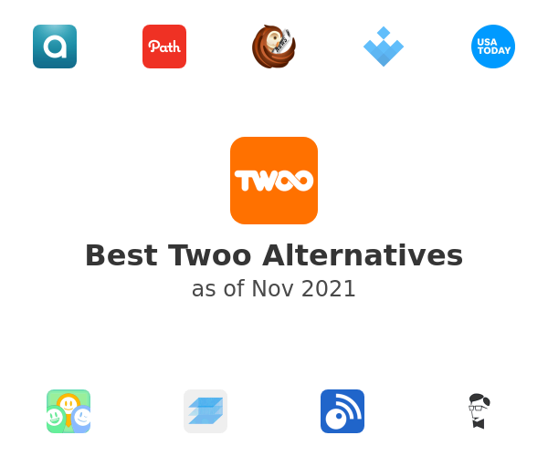 Best Twoo Alternatives
