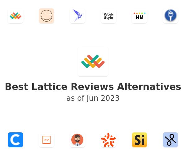 Best Lattice Reviews Alternatives