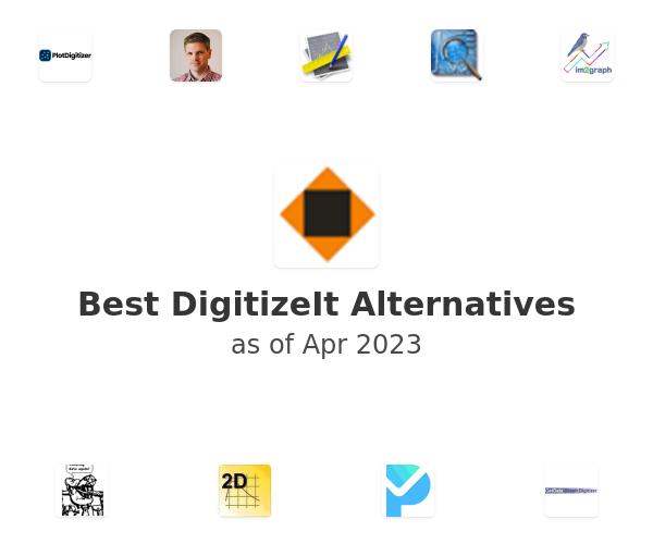 Best DigitizeIt Alternatives