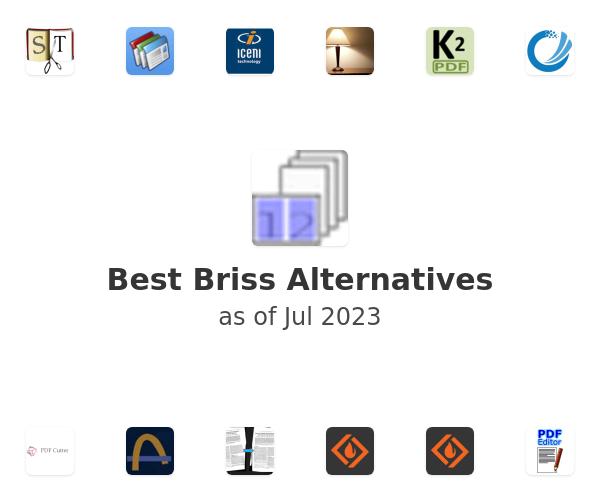 Best Briss Alternatives