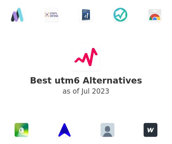 Best utm6 Alternatives
