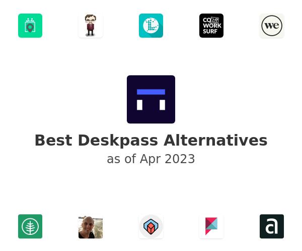 Best Deskpass Alternatives