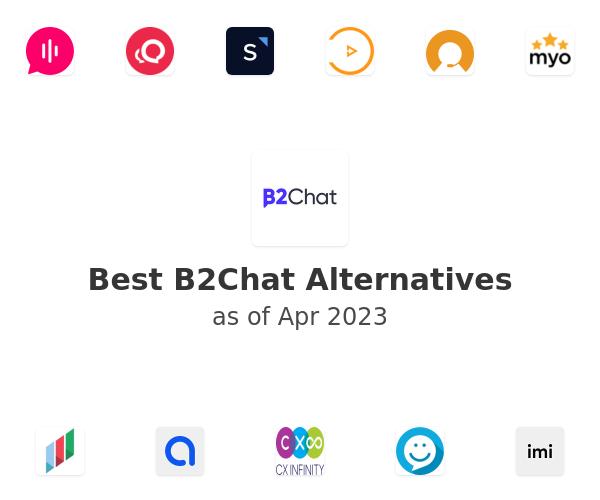Best B2Chat Alternatives