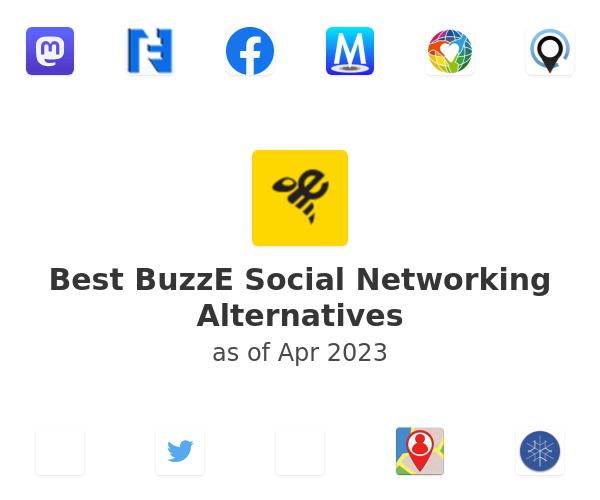 Best BuzzE Social Networking Alternatives