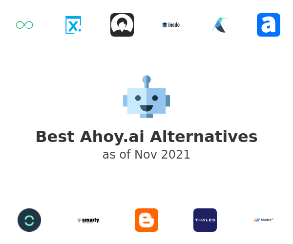 Best Ahoy.ai Alternatives
