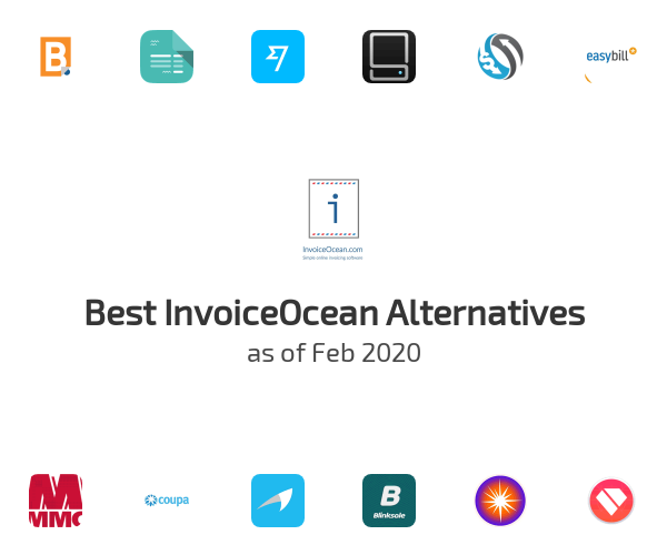 Best InvoiceOcean Alternatives