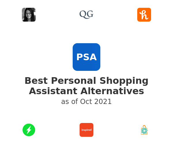 Best Personal Shopping Assistant Alternatives