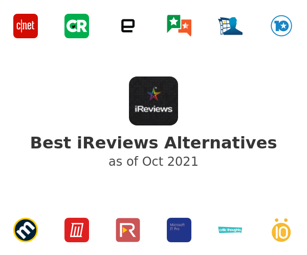 Best iReviews Alternatives