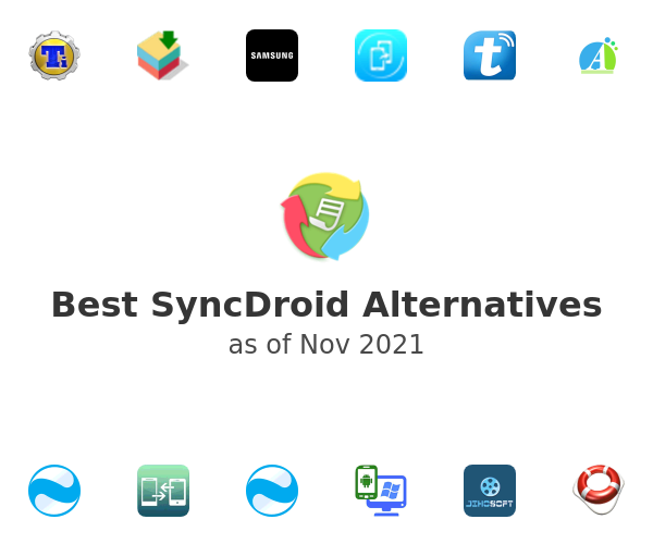 Best SyncDroid Alternatives