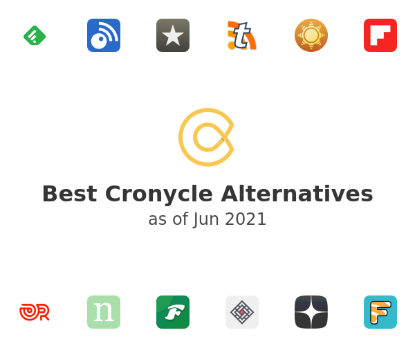 Best Cronycle Alternatives