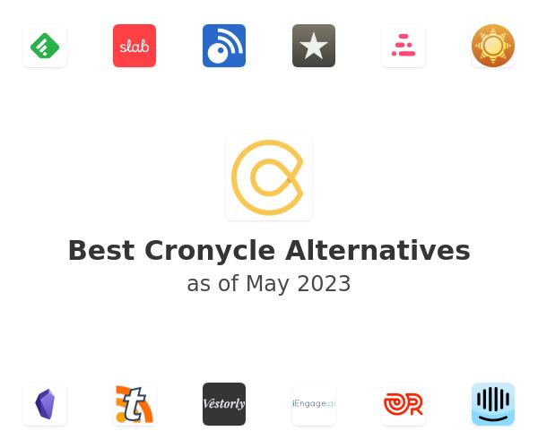 Best Cronycle Alternatives
