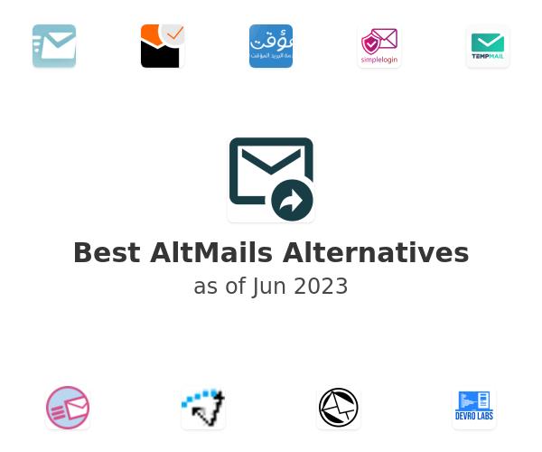 Best AltMails Alternatives