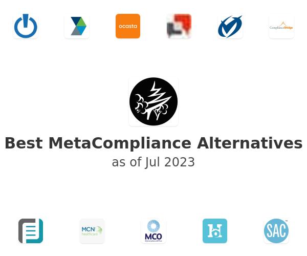 Best MetaCompliance Alternatives