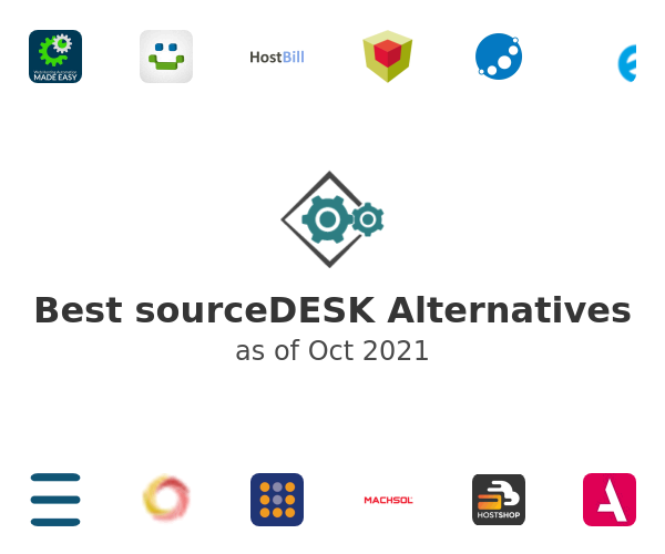 Best sourceDESK Alternatives