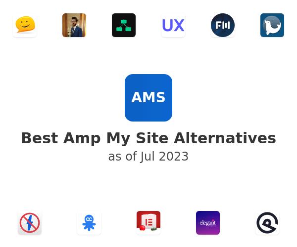 Best Amp My Site Alternatives
