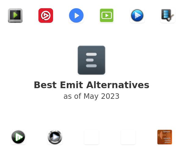 Best Emit Alternatives
