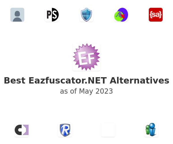 Best Eazfuscator.NET Alternatives