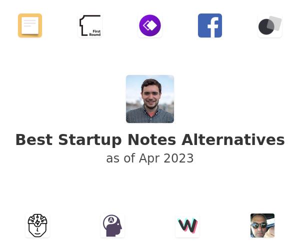 Best Startup Notes Alternatives