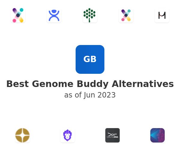 Best Genome Buddy Alternatives