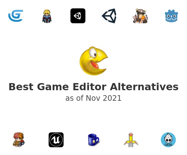 Best Game Editor Alternatives