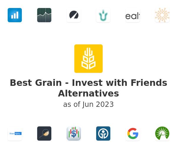 Best Grain - Invest with Friends Alternatives