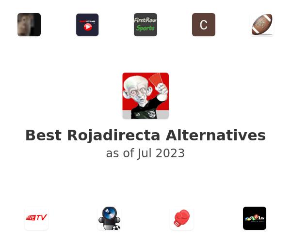 Best Rojadirecta Alternatives