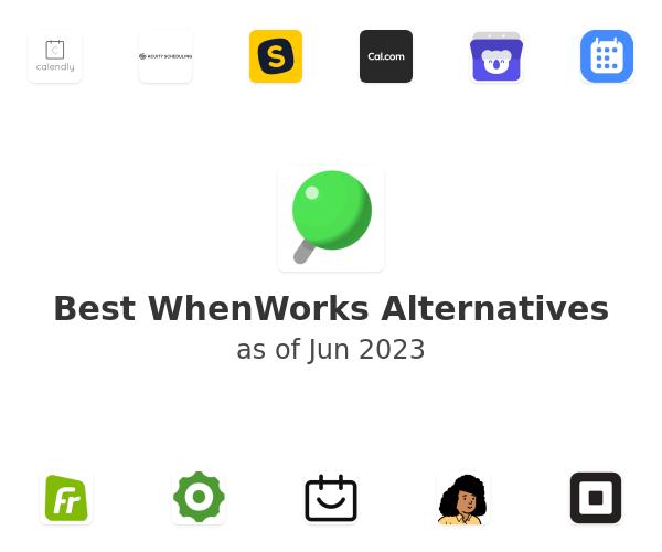 Best WhenWorks Alternatives