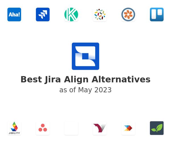 Best Jira Align Alternatives