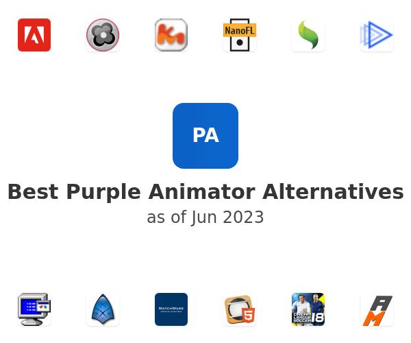 Best Purple Animator Alternatives