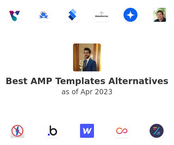 Best AMP Templates Alternatives