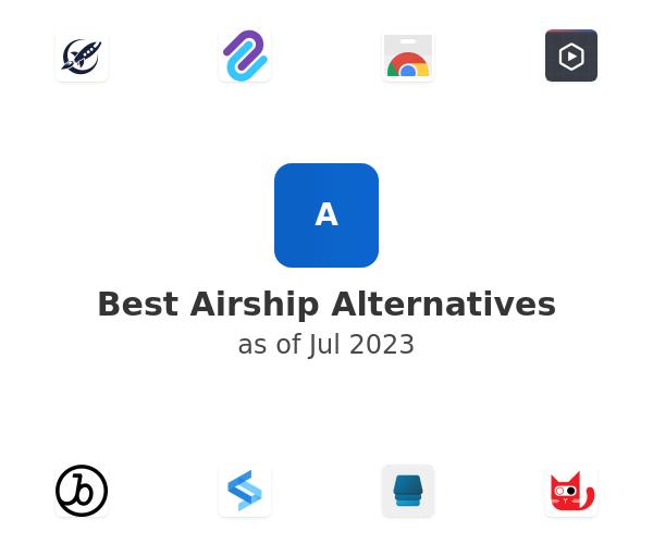 Best Airship Alternatives