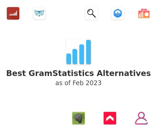 Best GramStatistics.com Alternatives