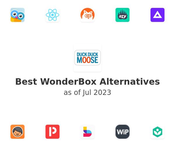 Best WonderBox Alternatives